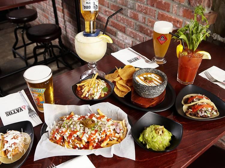 서울의 맛있는 멕시칸 푸드 레스토랑