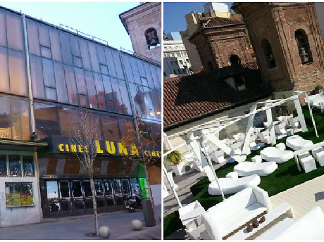 De los cines Luna a Gymage Lounge Resort