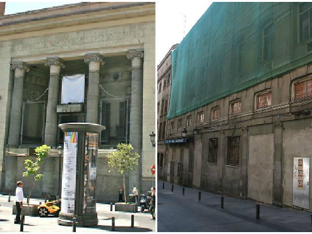 De los cines Madrid a gimnasio y tiendas