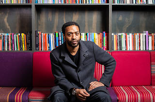 Chiwetel Ejiofor at the National Theatre in 'Everyman'