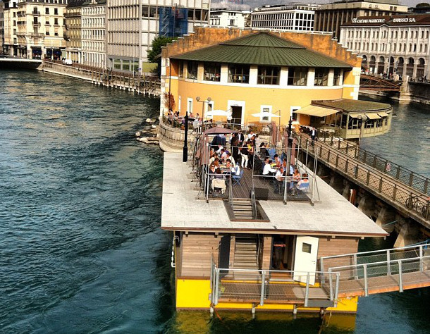 Bateau Lavoir, Geneva bar, Time Out Switzerland