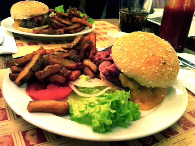 Les restaurants du Quartier latin
