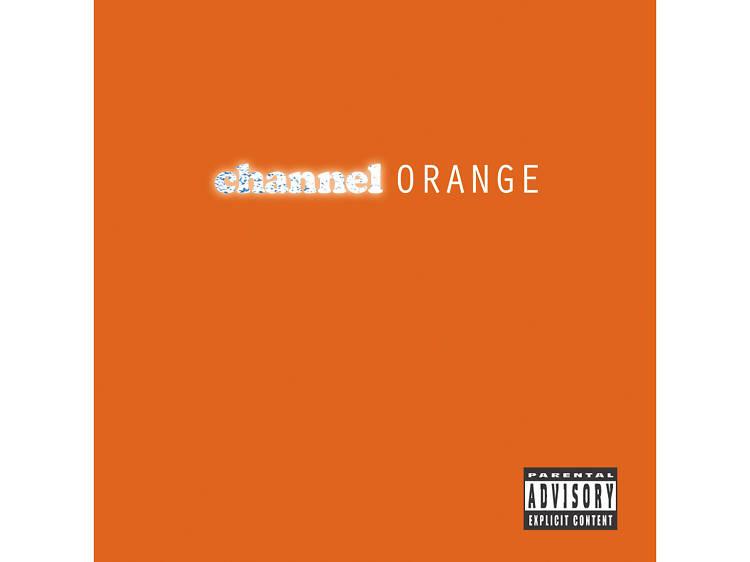 Frank Ocean –'Channel Orange'