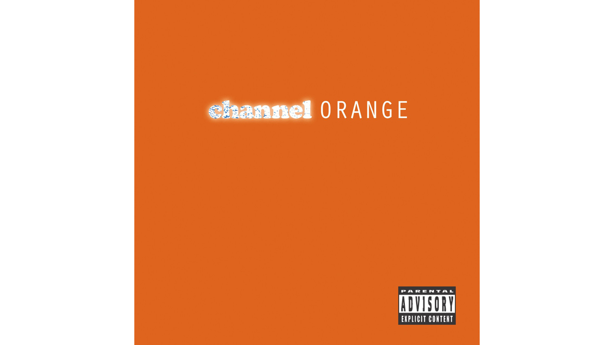 Frank Ocean – 'Channel Orange'