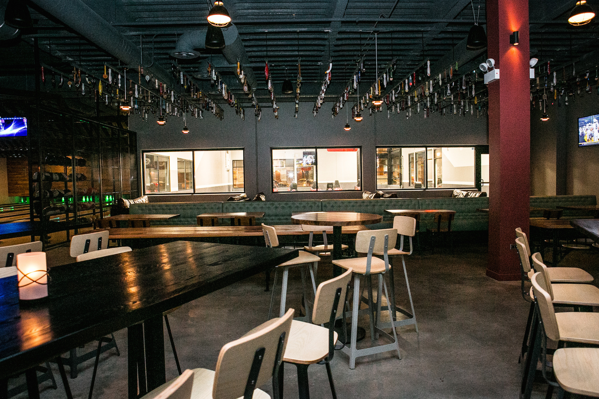 WhirlyBall has a new location in Bucktown.