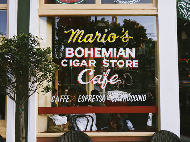 Mario's Bohemian Cigar Store