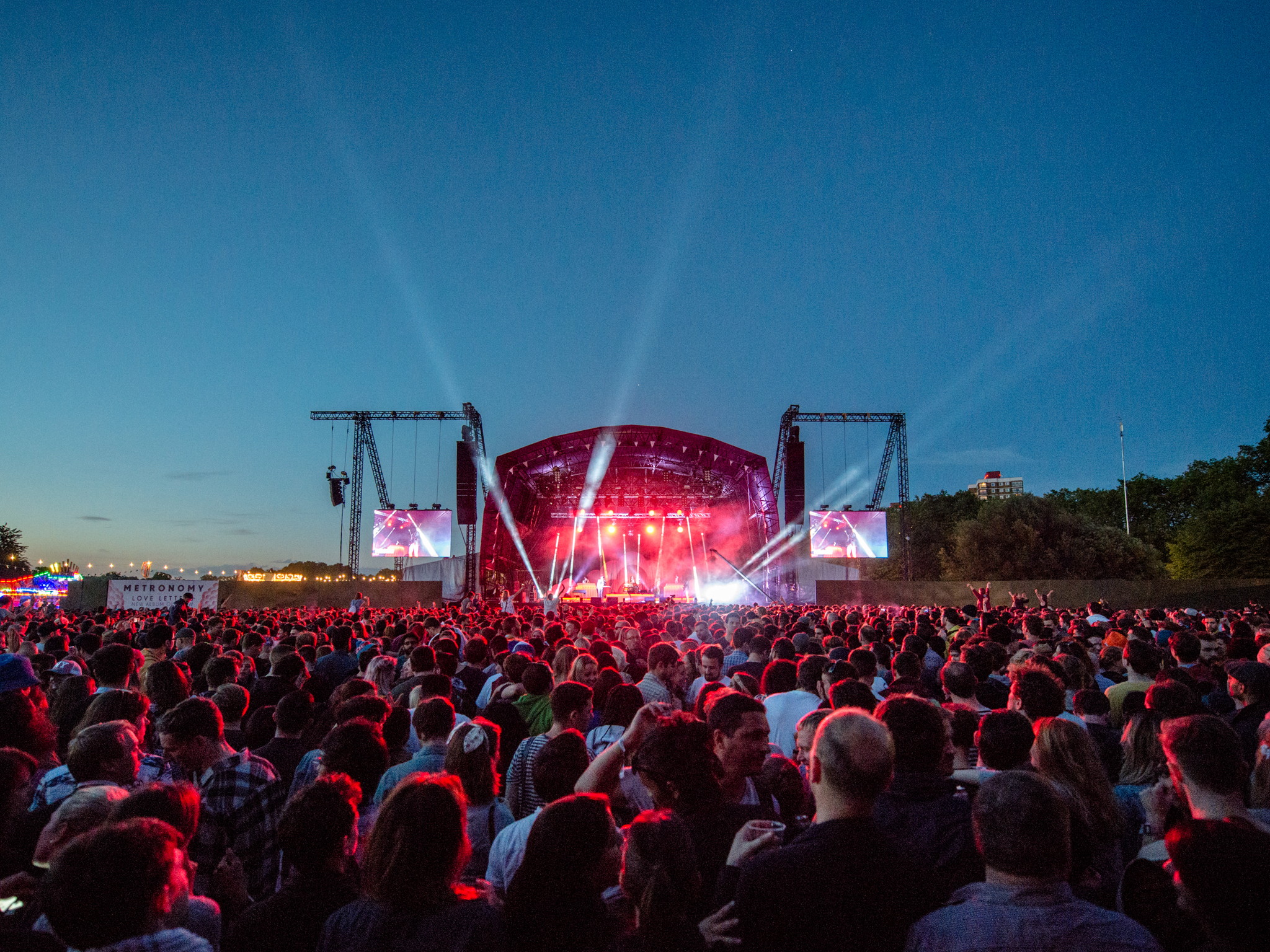 Win one of five pairs of weekend tickets to Field Day festival 2015