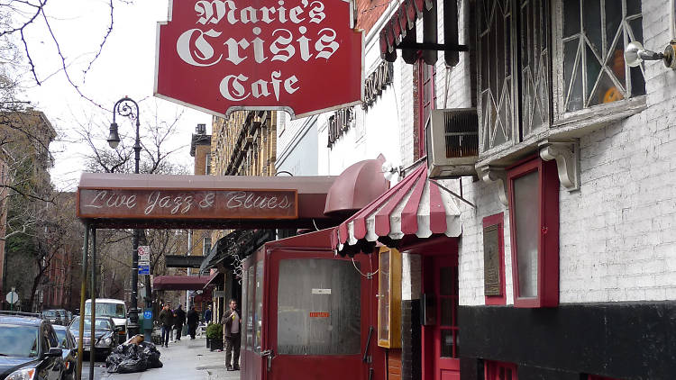 Marie's Crisis Cafe