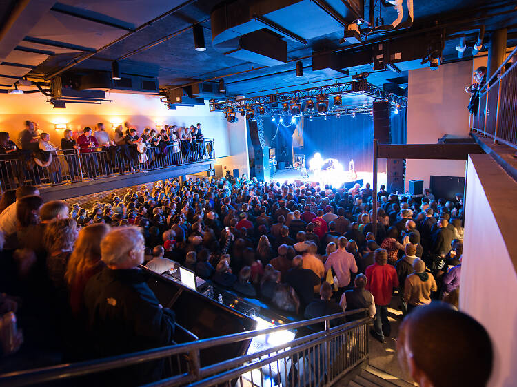 The 25 best live music venues in Boston