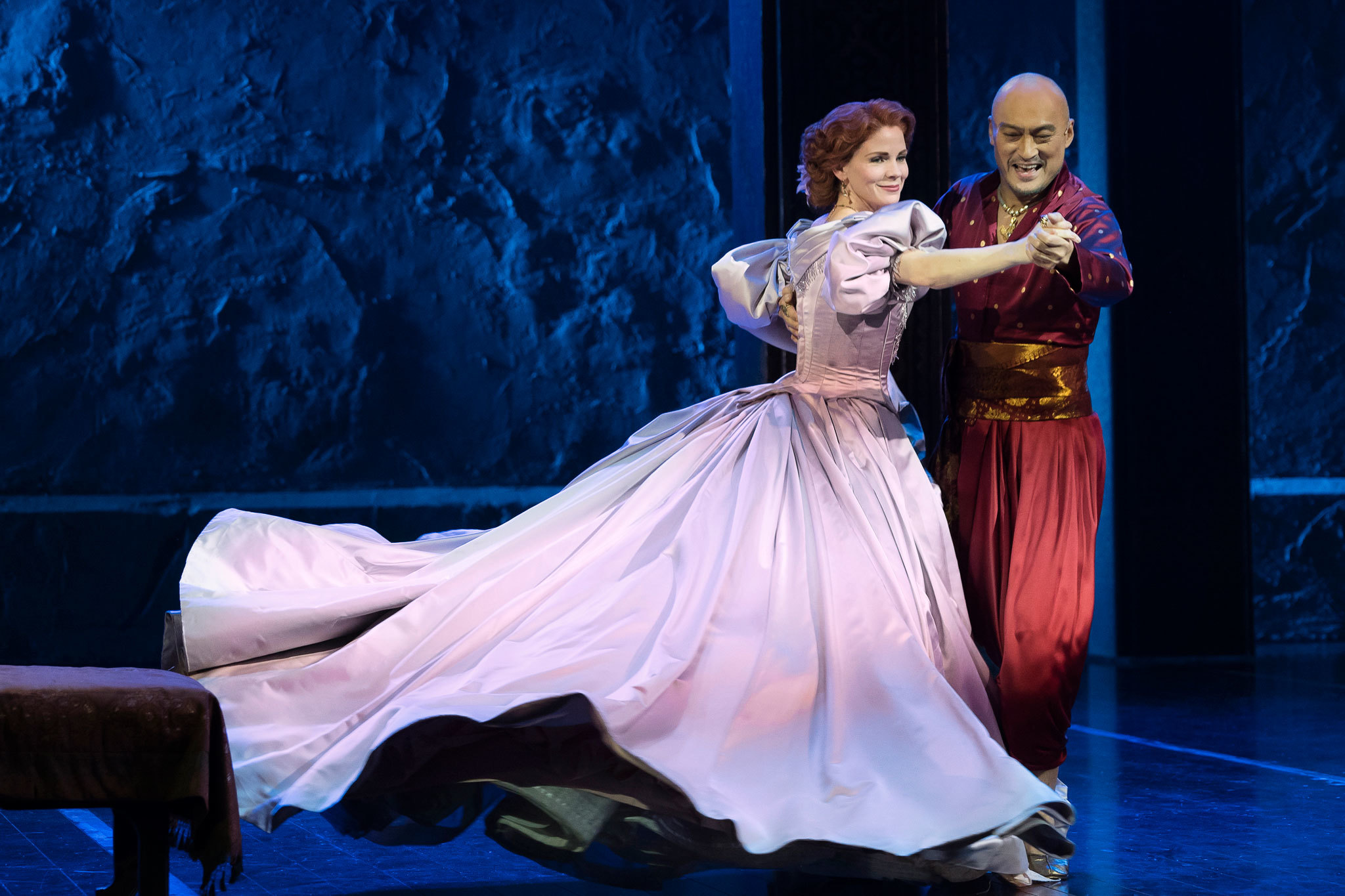 Best on Broadway: The King and I