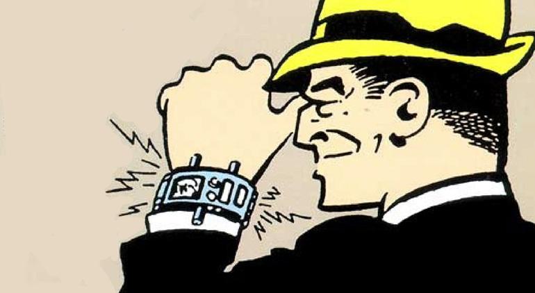 Dick Tracy (Tribune Media Services)
