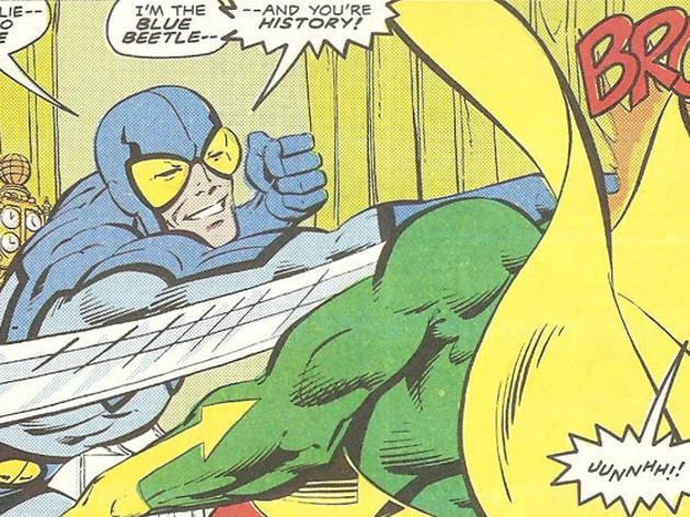 Blue Beetle (DC Comics)