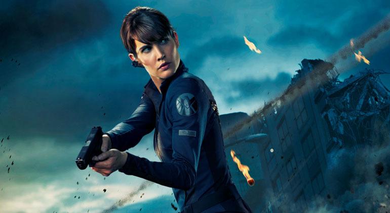 Maria Hill of S.H.I.E.L.D. (Marvel)