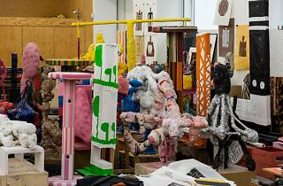 Tal R: Chimney school of sculpture