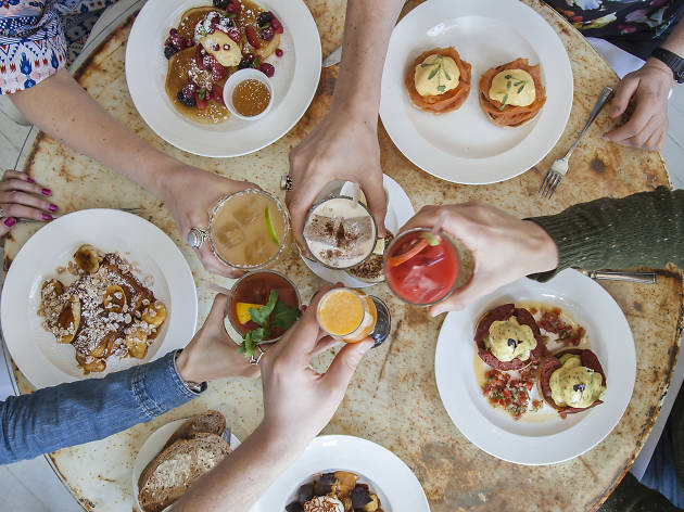 Londons's best bottomless brunches