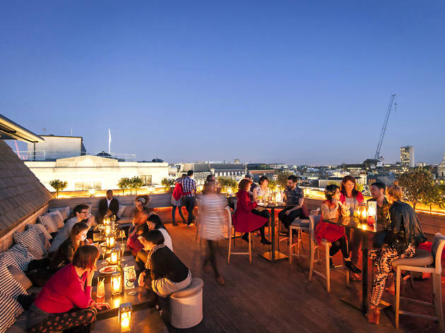 Rooftop Bars In London
