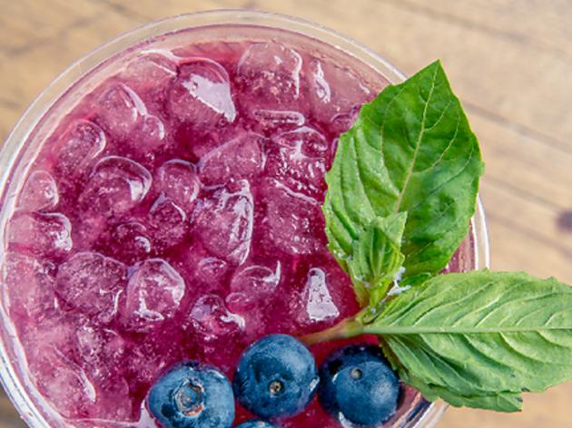 Jus de fruits, bubble teas, thés et cafés glacés