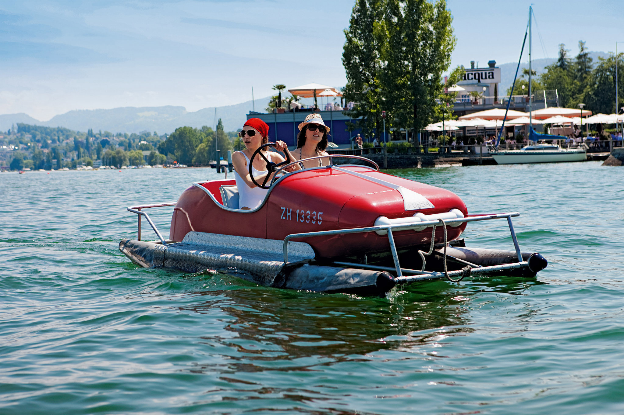 20 great things to do in Switzerland this summer