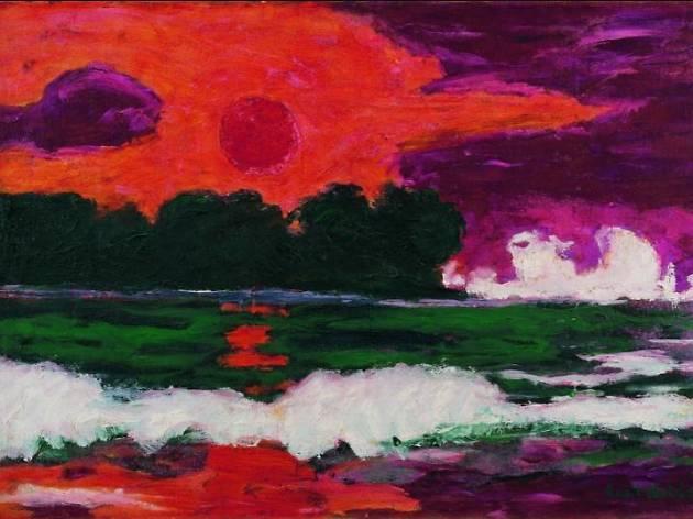Emil Nolde : Soleil des tropiques, 1914