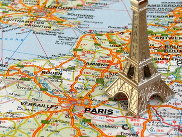 101 choses à faire à Paris