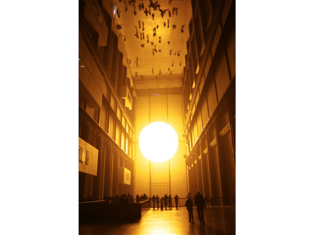 Olafur Eliasson : The Weather Project, 2003-2004