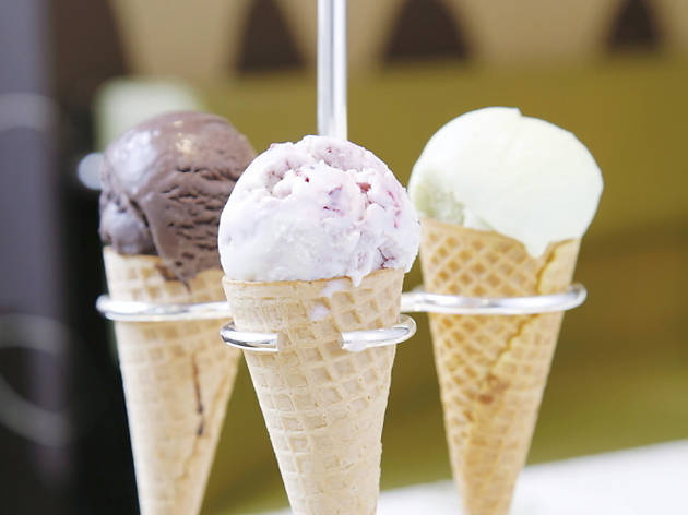 The best ice-cream in London