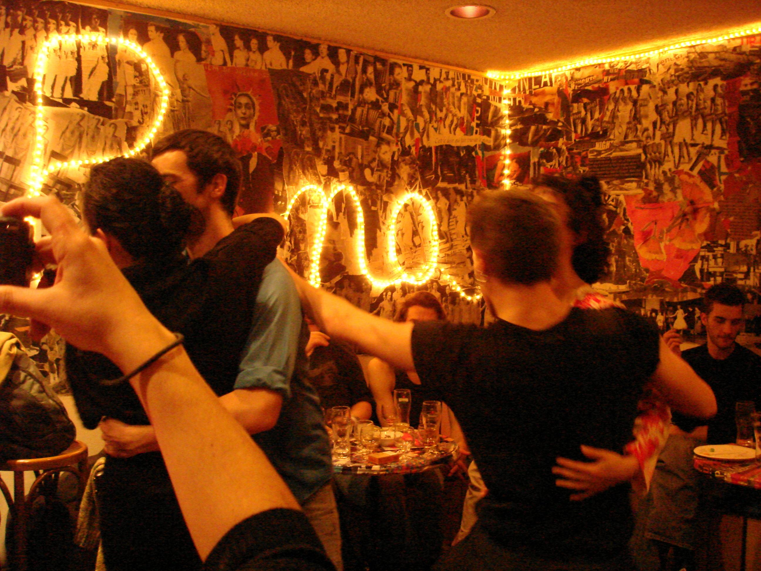 Les bars de théâtre