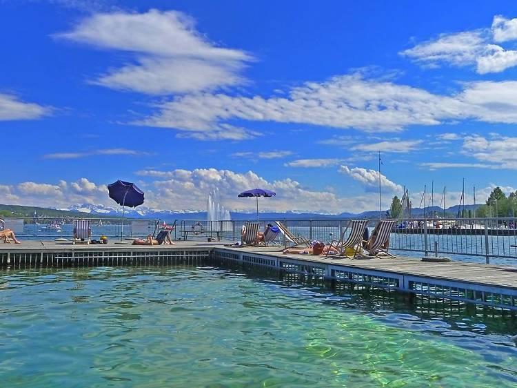 Zurich's best badis