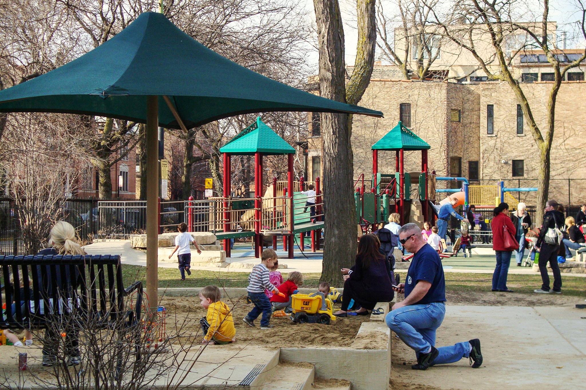Adams Playground Park