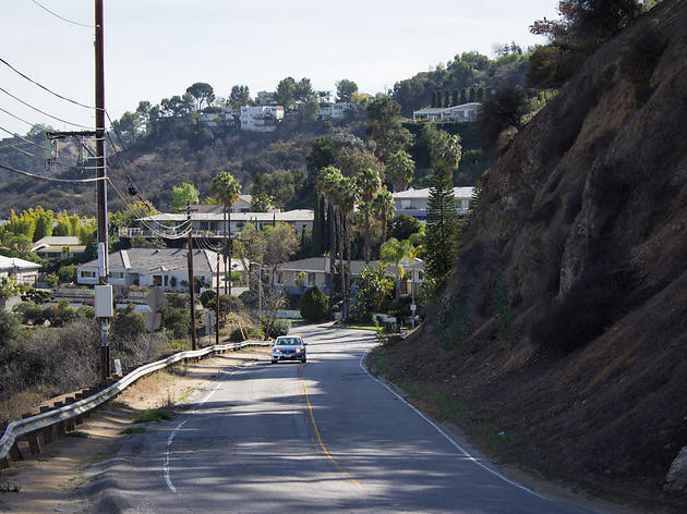 Take a joyride along Mulholland Drive