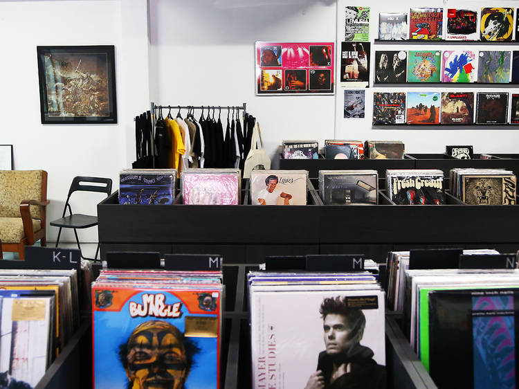 Best record stores in KL