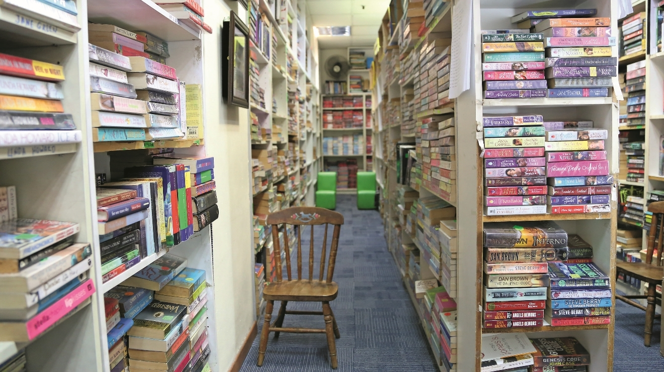 The best secondhand bookstores in KL