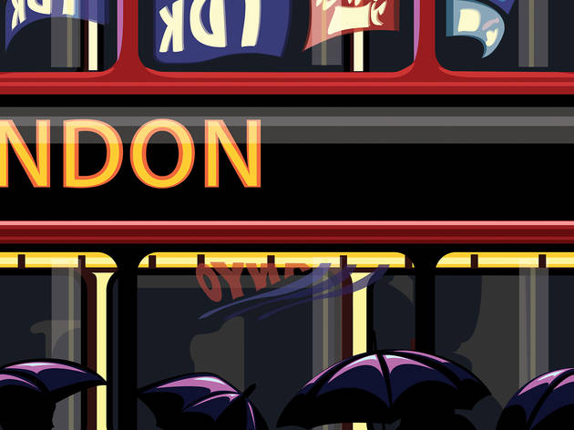 (Piccadilly Shines for You by David Cutts)