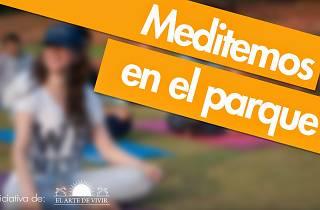 Meditación en El Retiro