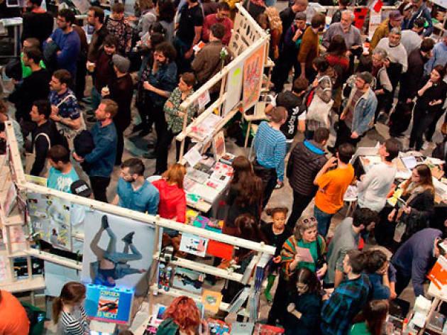 Feria Editorial Independiente Libros Mutantes