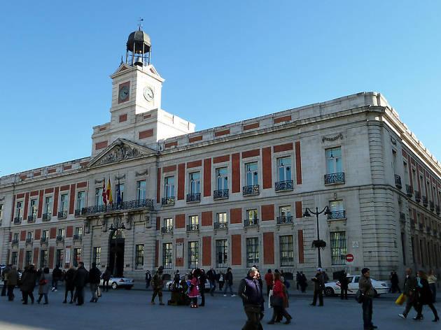 Real Casa De Correos Museums In Sol Madrid