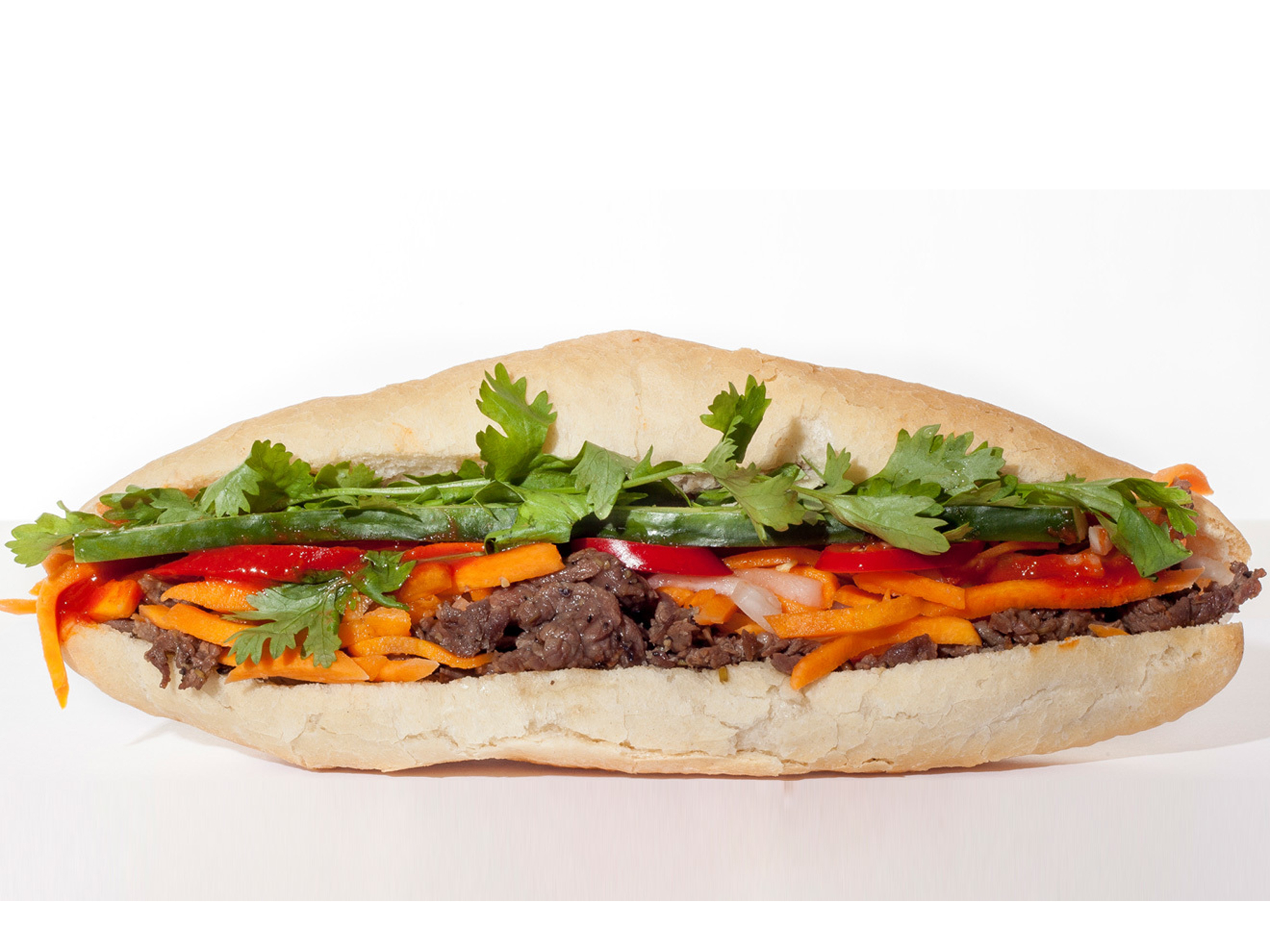 City caphe banh mi