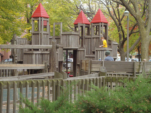 The best playgrounds in Chicago