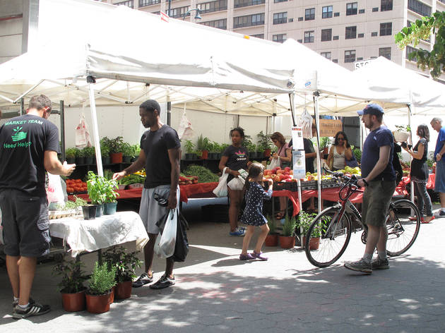 Down to Earth Markets