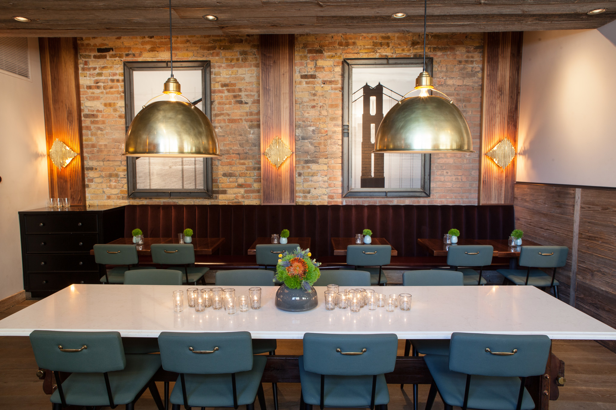 <p>Presidio is a California-inspired restaurant in Bucktown.</p>
