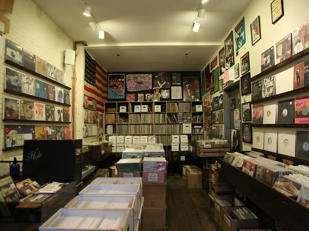 Co-op 87 Records & Tapes