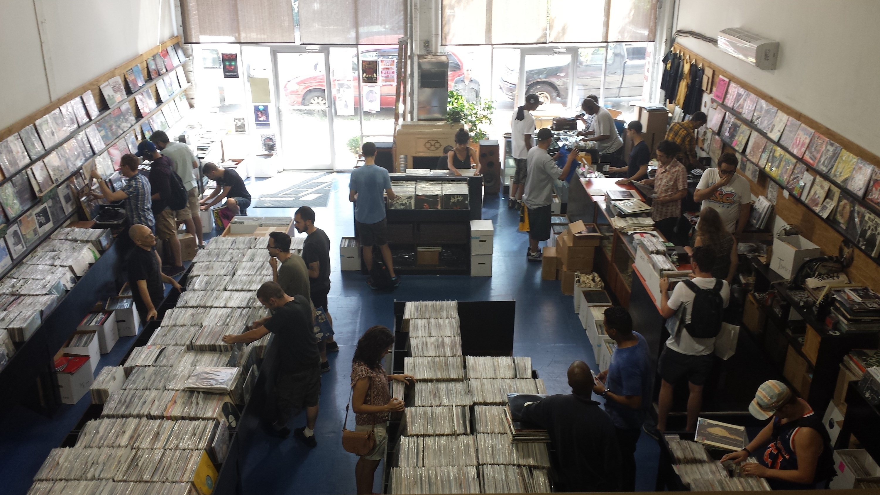 NYC's top record stores