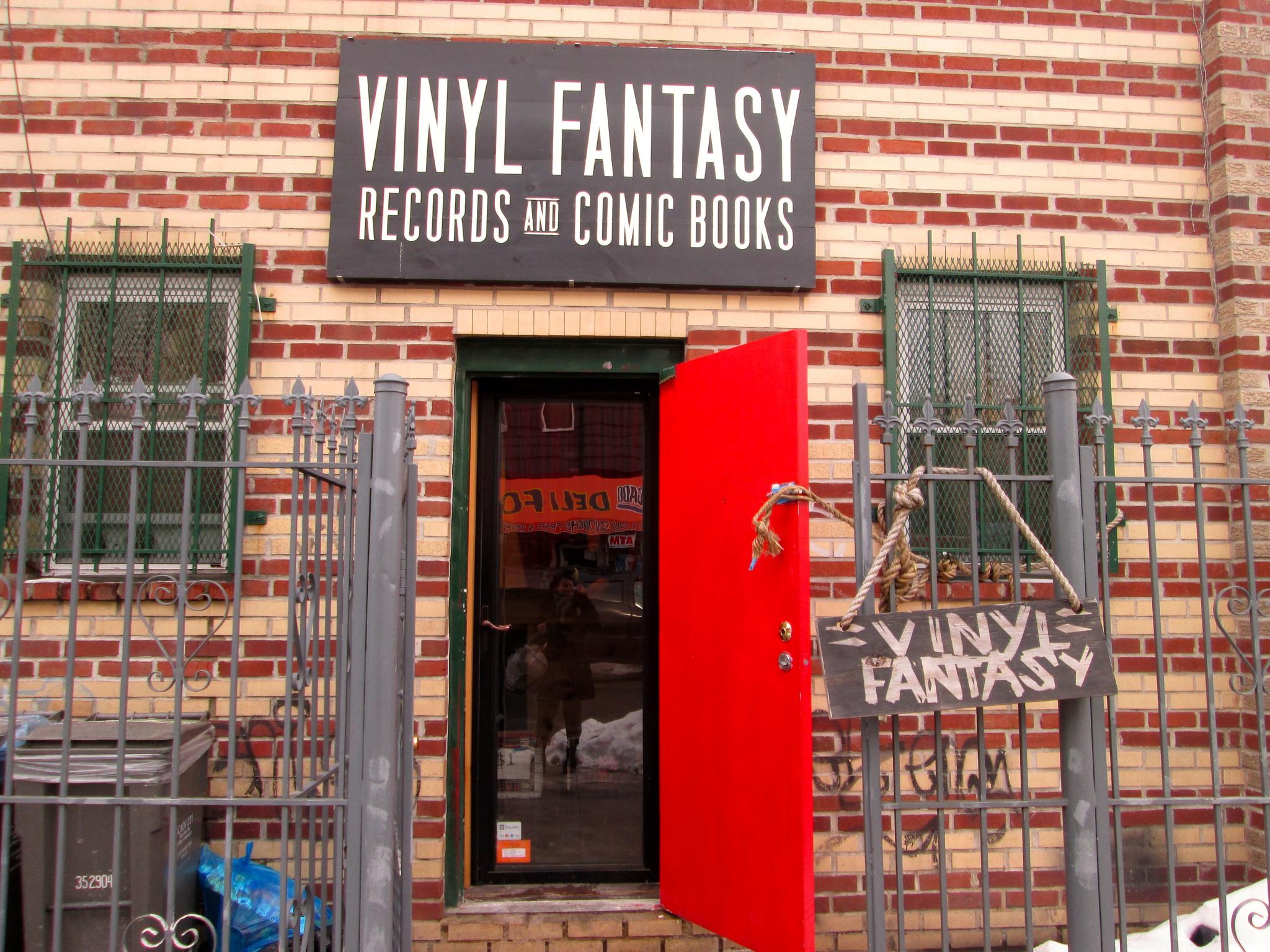 Vinyl Fantasy