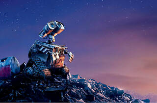 Wall-E en el CENART
