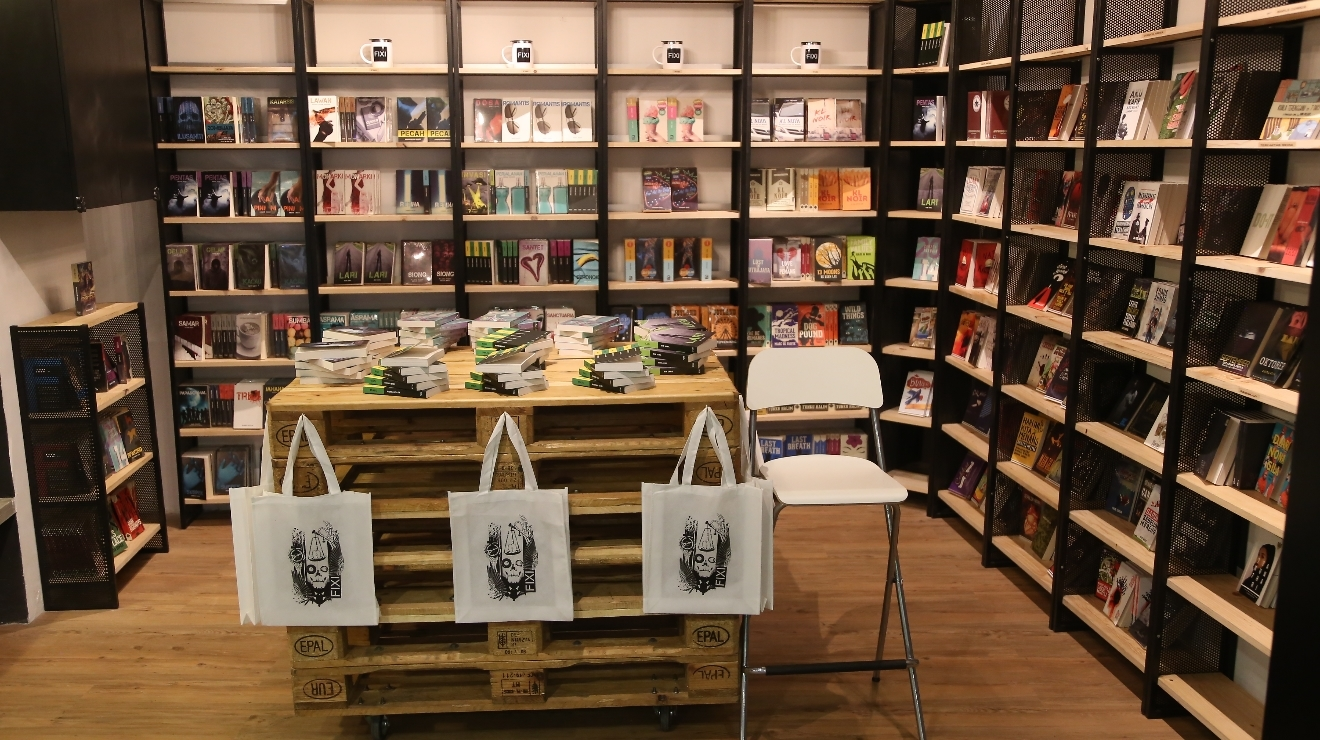Five books to get from Kedai Fixi