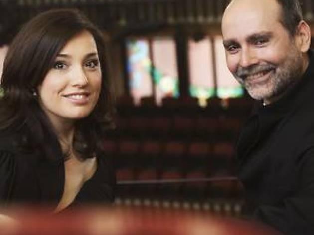 Intèrprets catalans: Elena Copons + Francisco Poyato