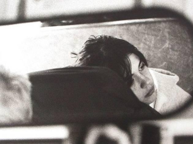 Unseen. Jessica Lange