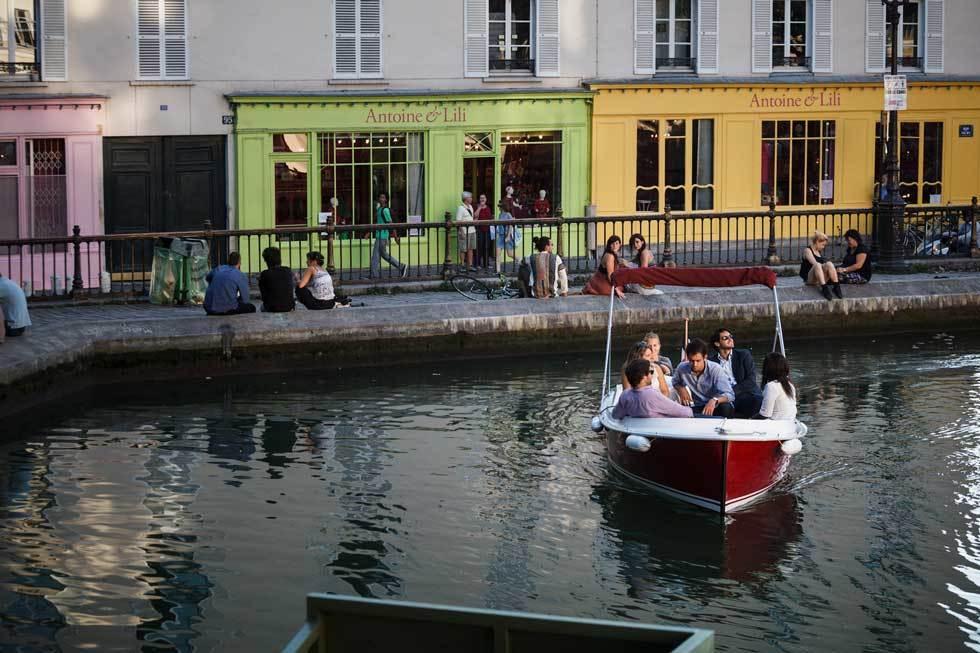Les marins d'eau douce du Canal