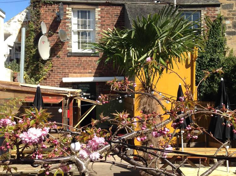 The 7 best beer gardens in Edinburgh