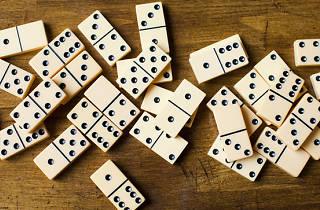 Campeonato de dominó Torres
